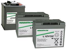 美国GNB Marathon L系列蓄电池