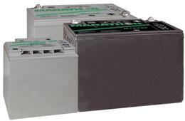 美国GNB Marathon M系列蓄电池