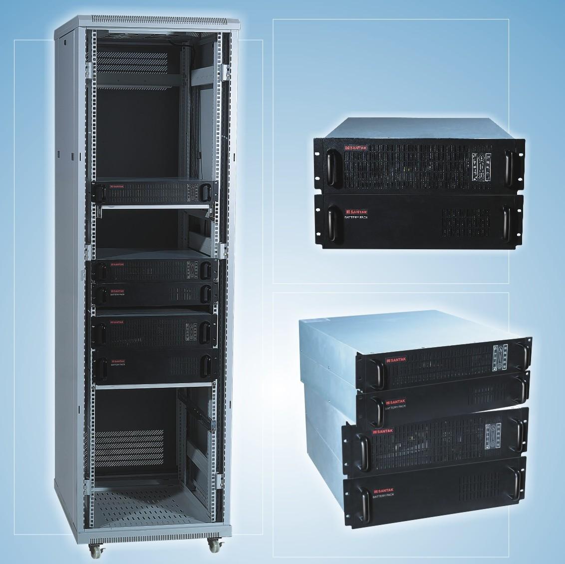 山特机架式 C UPS(1KVA~6KVA/S)