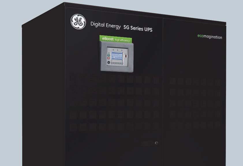 GE工业型UPSbob平台 SG系列60~600KVA